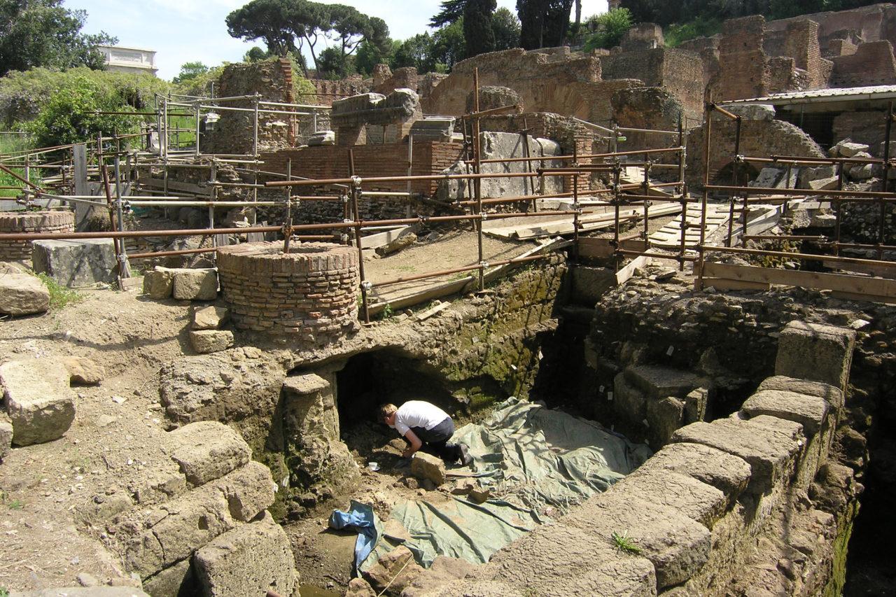 Il Foro Romanum, Rome Italy (2005)