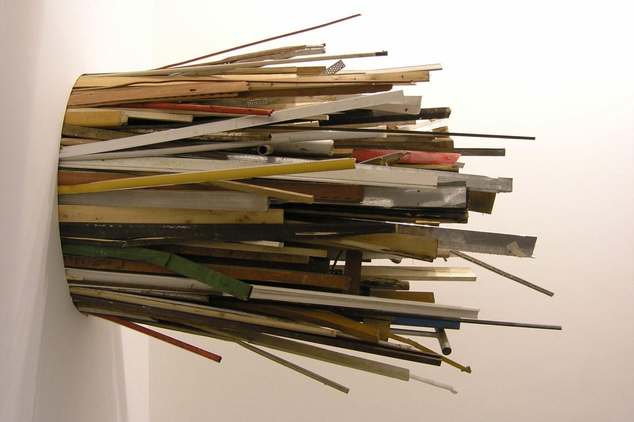 Tesora Camorra (2004), Pan/Palazzo delle Arti Napoli, Naples, Italy, 2005 (photo: Maarten Vanden Eynde)