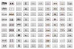 Industrial Evolution (2007 - 2009), Overview of 100 pairs (photo: Maarten Vanden Eynde)