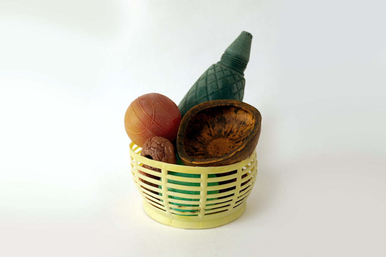 Frutta di Mare (2004), studio view, 2020 (photo: Marjolijn Dijkman)