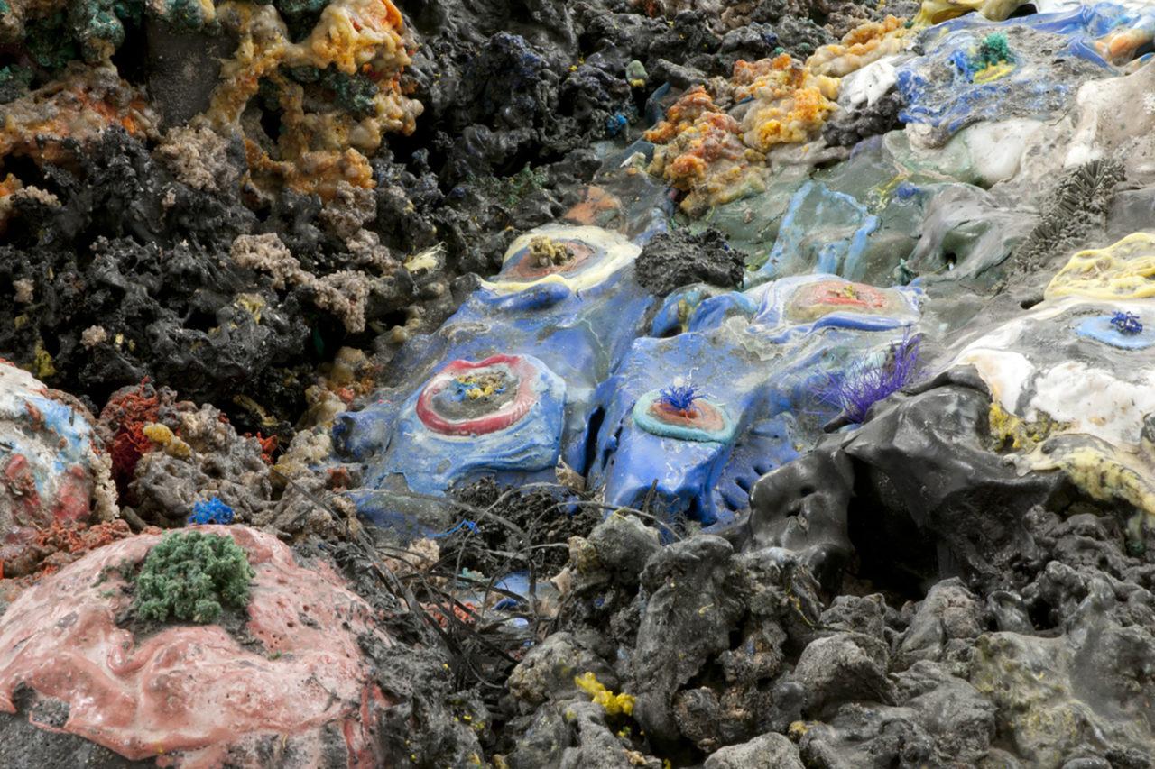Plastic Reef (2008 - 2012), Hordaland Art Center, Bergen, Norway, 2013 (photo: Bjørn Mortensen)