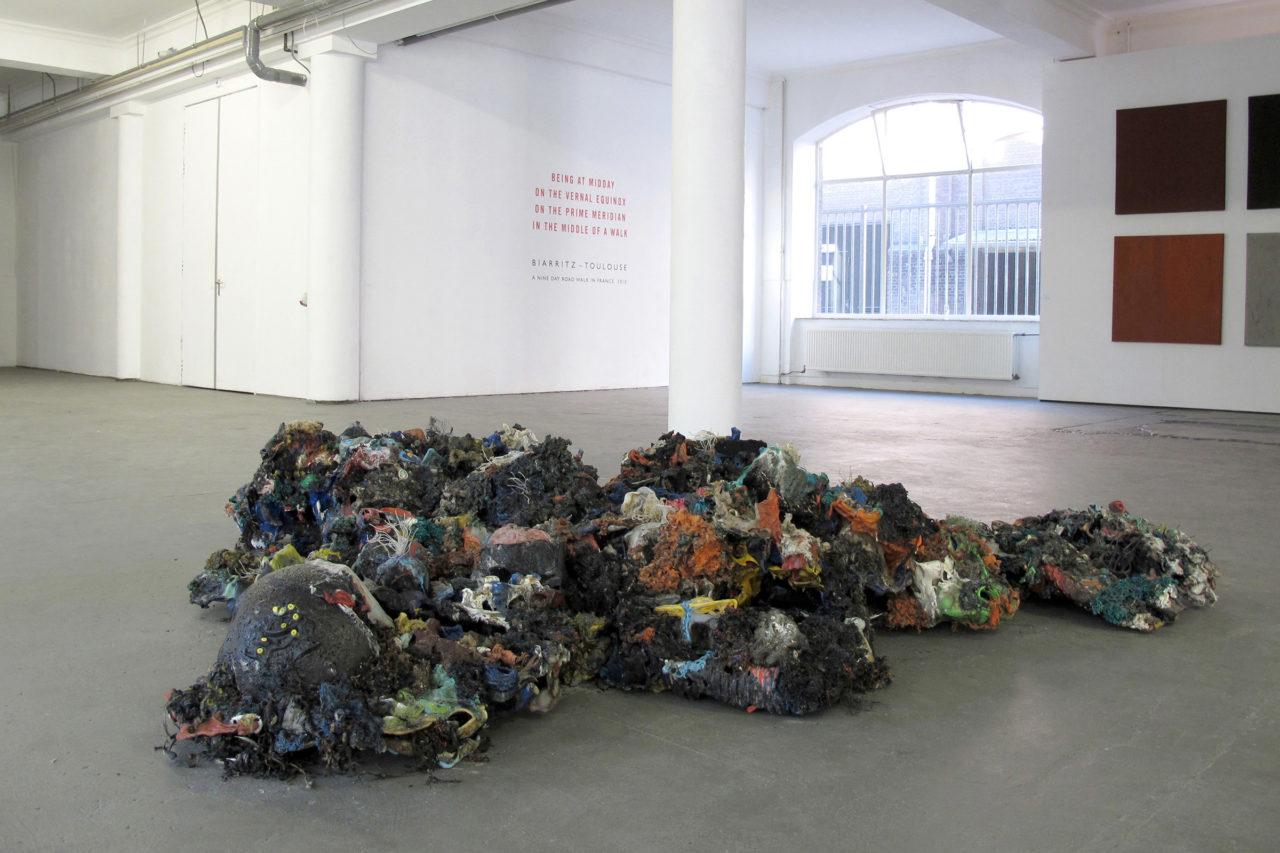 Plastic Reef (2008-2012), NEST, Den Haag, The Netherlands, 2010 (photo: Marjolijn Dijkman)