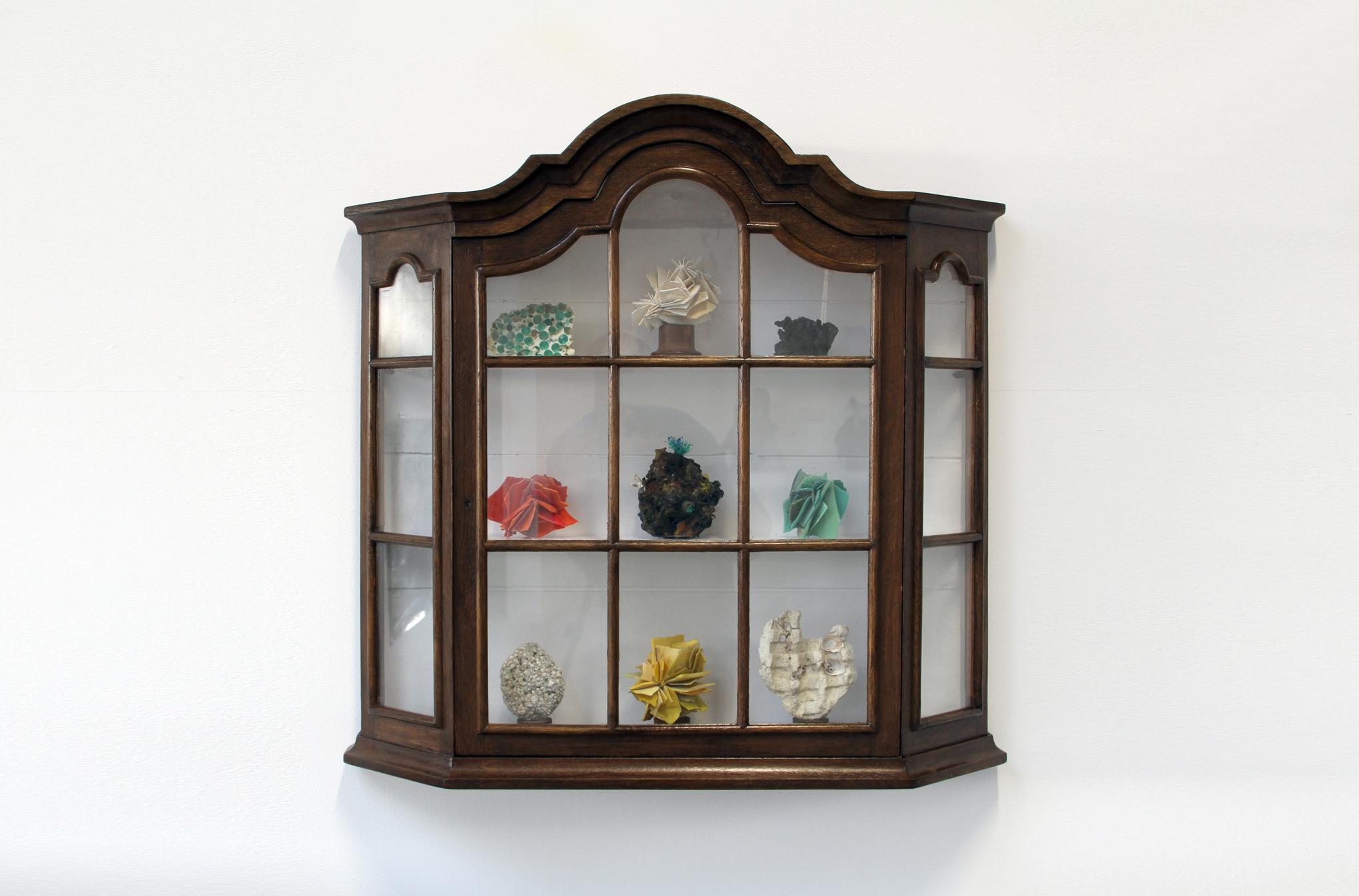 Paleontologic Plastic V-web