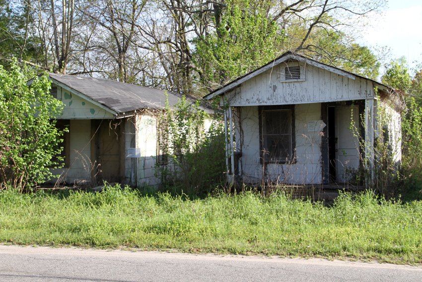 Africatown-houses