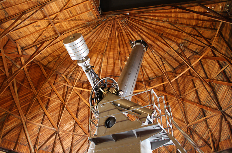 Lowell telescope