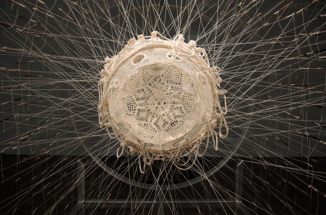 The Gadget (in collaboration with Rita Van Cotthem), Belgian Art Prize 2017, Bozar, Brussels, Belgium (photo: Philippe De Gobert)