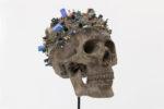 The Last Human [skull] (2017) Meessen De Clercq, Brussels, Belgium, 2019 (photo: Philippe De Gobert)