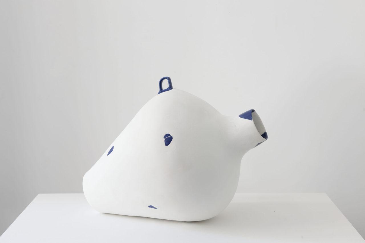 IKEA Vase (2011), Art Brussels, Belgium, 2011 (photo: Philippe De Gobert)