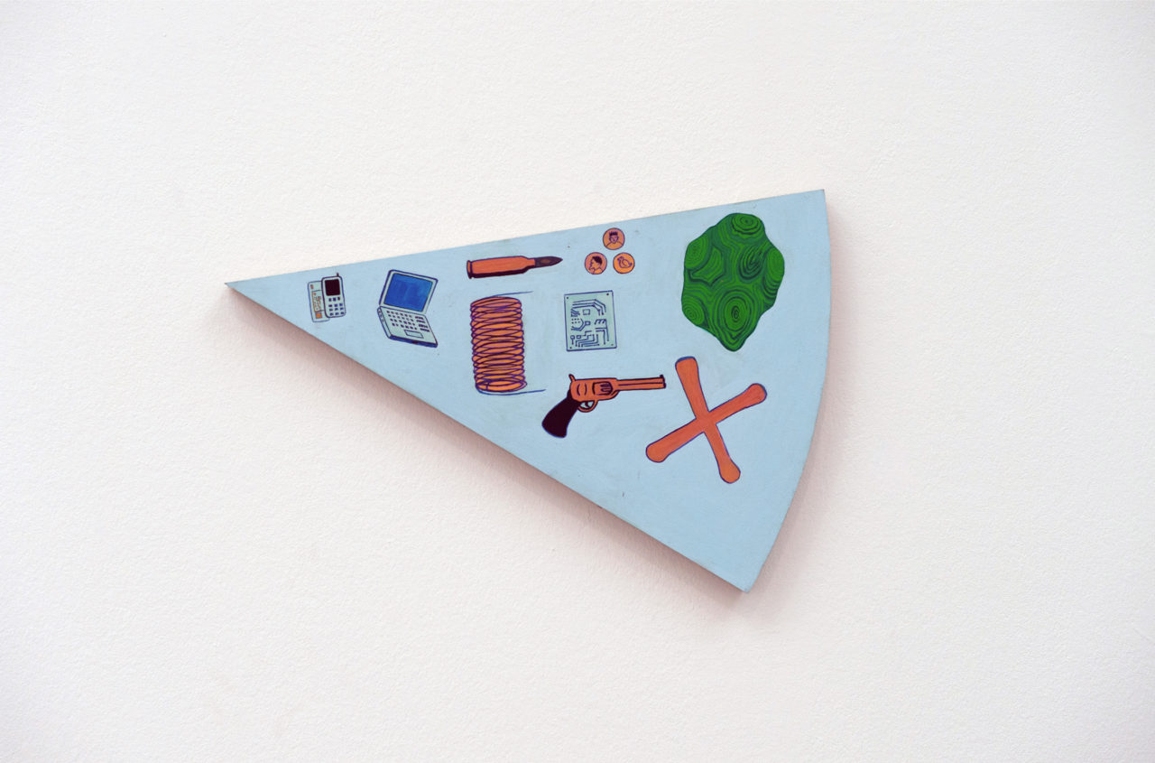 Copper, detail of 'Ils ont partagé le monde' [in collaboration with Musasa] (2017), Belgian Art Prize, Bozar, Brussels, Belgium, 2017 (photo: Philippe de Gobert)